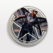 Falcon 1 Ounce Silver Coin