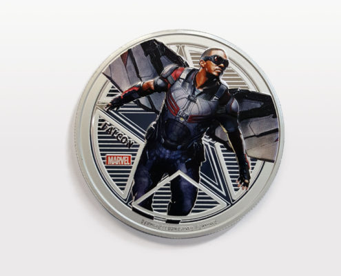 Falcon 1 Ounce Silver Coin