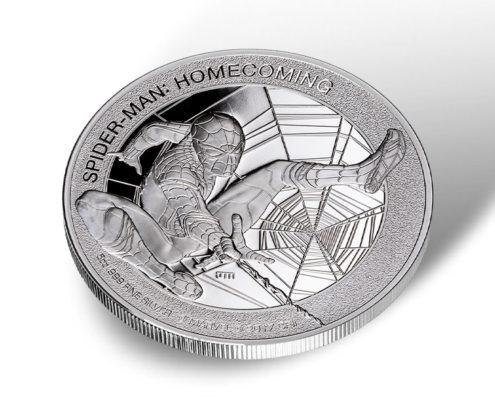 5oz Silver Coin